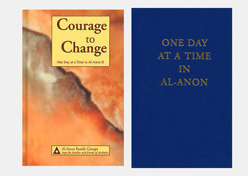 Courage to Change / One Day at a Time