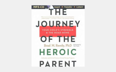 The Journey of the Heroic Parent: Your Child's Struggle and the Road Home